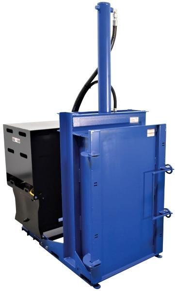Vestil HDC-905-HC/208V Drum Crusher / Compacter