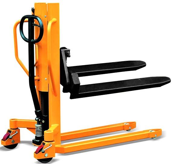 Vestil LTT-2145 Lift & Tilt High Lift Pallet Jack