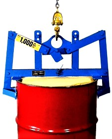 Morse 90 Overhead Drum Lifter