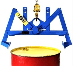 Morse 90 Verti-Karrier Overhead Drum Lifter