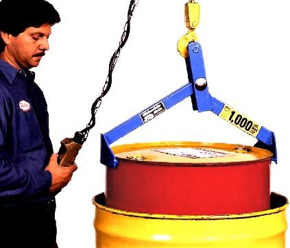 Morse 91 Vertical Drum Lifter