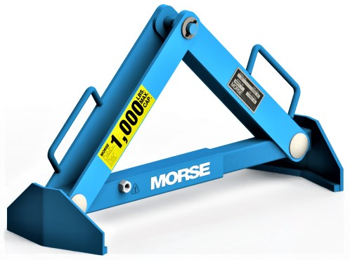 Morse 92 Overhead Drum Lifter