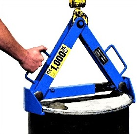 Morse 92-30 Vertical Drum Lifter