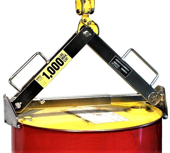 Morse 92-SS Vertical Drum Lifter