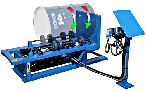 456-E1 Morse Drum Roller