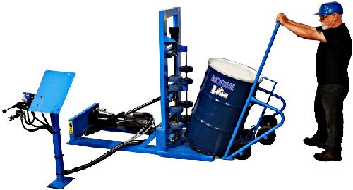 Morse 456-3 Electric Drum Roller