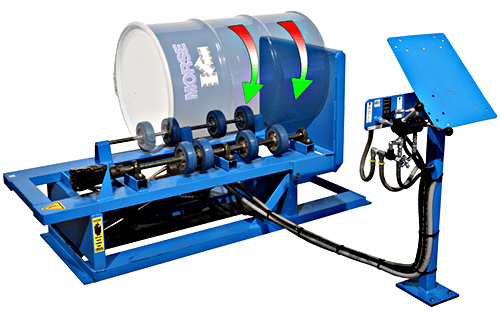 456-A Morse Drum Roller