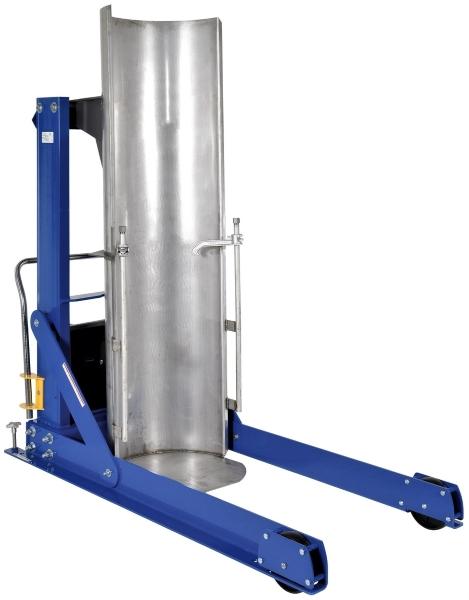 Vestil HDD-48-15-P-SSC Stainless Steel Drum Dumper