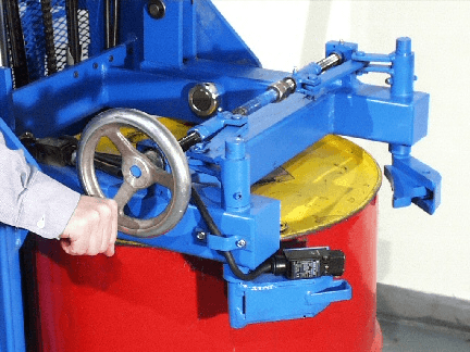 Morse 620 Drum Racker Clamp