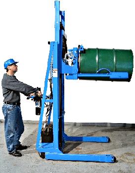 Morse 611 Drum Stacker