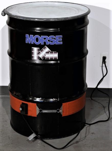Morse 710 Steel Drum Heater