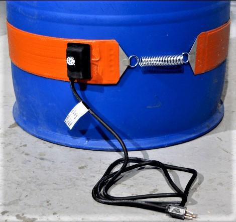Morse 711 Plastic & Fiber Drum Heater