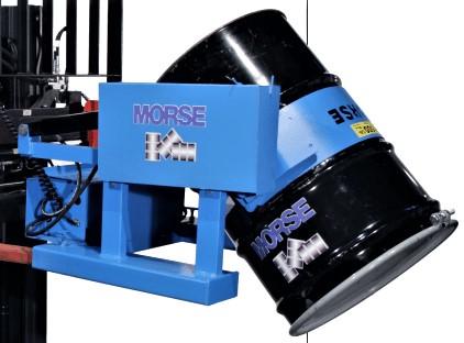 Morse 285A-BP Forklift Drum Handler