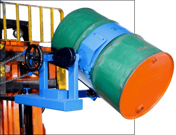 Morse 285G-HD Forklift Drum Handler