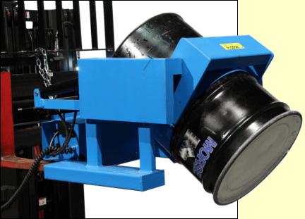 Morse 285XBP Forklift Drum Handler