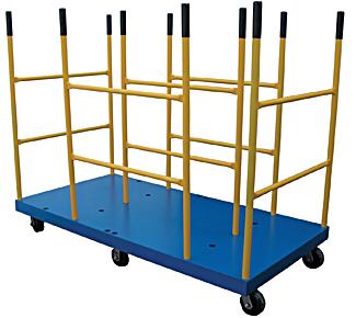 Vestil VERSA-3672 Versatile Divider Platform Cart