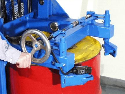 Morse 289C Drum Racker Clamp