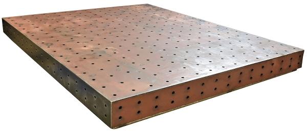 Vestil FFT-4848 Welding Table Top