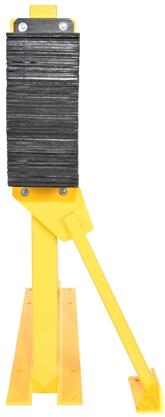 Vestil LDG-3555-YL Dock Guard
