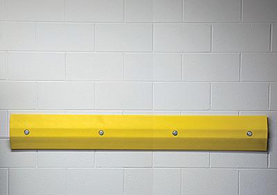 Vestil M-BUMP Poly Wall Guard