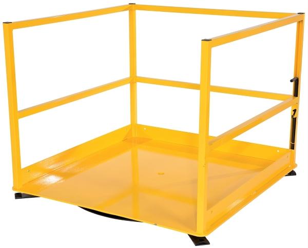 Vestil MEZZ-R5-4848 Rotating Mezzanine Safety Gate