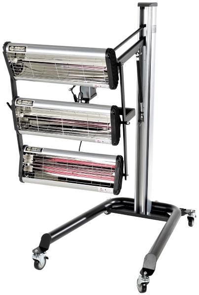 Vestil HEAT-3P-230-1 Infrared Heater