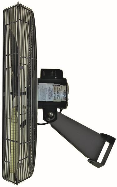 HPCR-30-W Wall-Mounted Industrial Fan