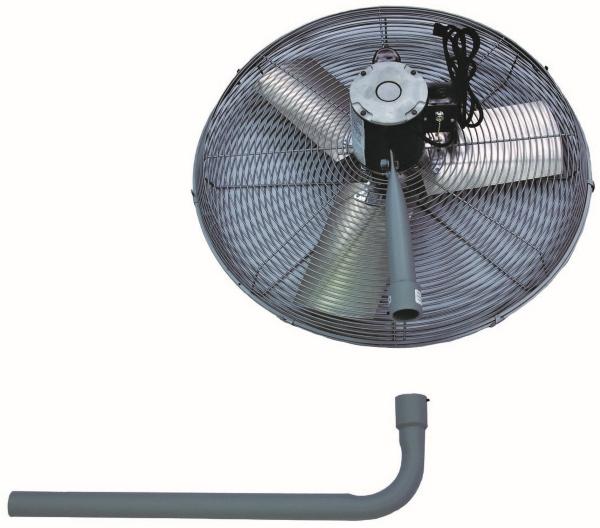 HPCR-30-I I-Beam-Mounted Industrial Fan