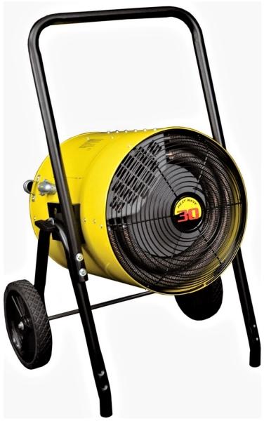 Vestil PES Electric Salamander Heater