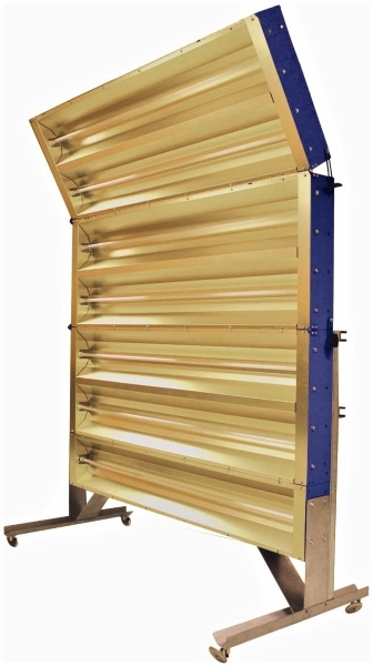 Vestil PIHP-11 Industrial Infrared Panel Heater
