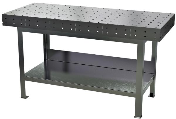 Vestil FWT-P-025-3072 Fixture Welding Table