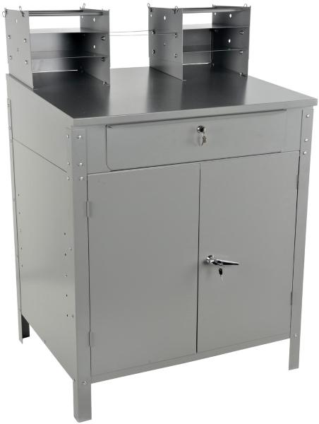 Vestil SHOP-DC Cabinet Style Shop Desk