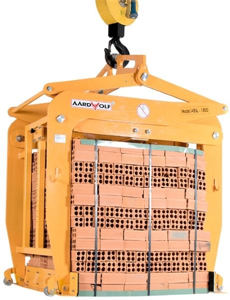Aardwolf ABGL-1800 Brick Grab Lifter