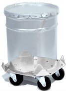 Morse 34-5SS Stainless Steel Pail Dolly