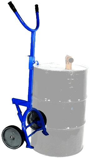 Morse 155 2-wheel Drum Truck