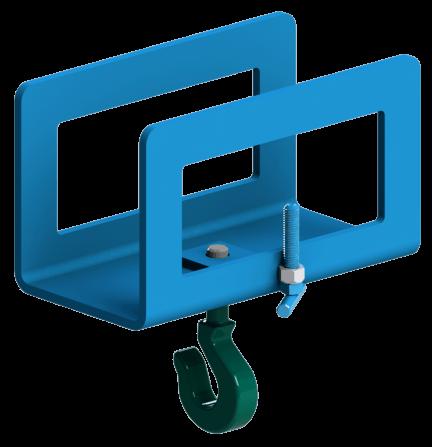 Morse 284L Fork Hook Attachment