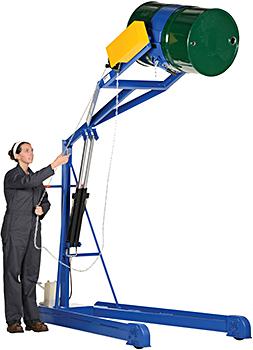 Vestil HDC-305-96 Drum Lifter / Drum Rotator