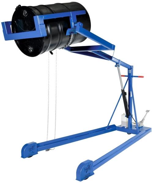 Vestil HDC-450-72 Manual Drum Stacker