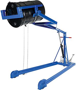 Vestil HDC-450-96 Drum Stacker / Drum Positioner