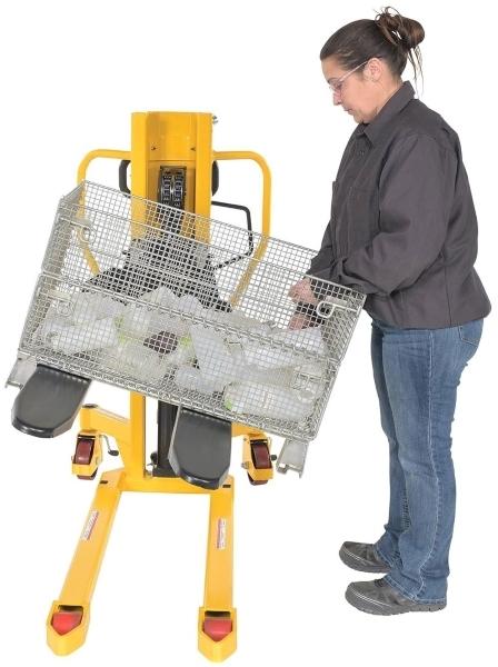 Vestil LTT-2145 Tilting Pallet Jack