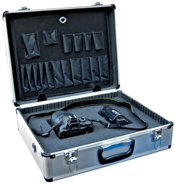 Vestil CASE-1814-FM Aluminum Tool Case