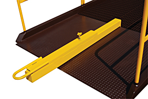Optional Tow Bar - Model YR-TB-H