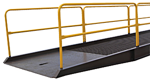 Optional Handrail - Model YR-HDRL