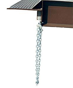 Yard Ramp Safety Chain