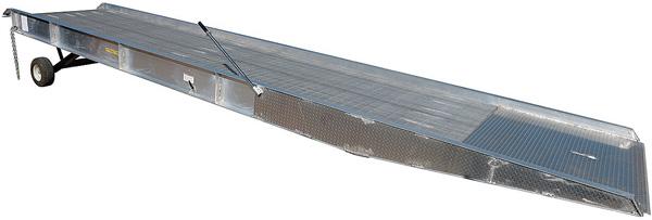 Vestil Aluminum Yard Ramp