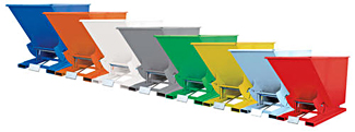 Vestil Self Dumping Hopper Colors