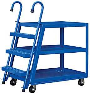 Vestil SPS3-2840 Stock Picking Cart