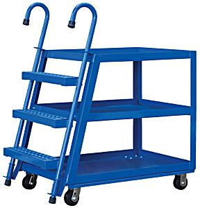 Vestil SPS3-2840 Stock Picking Cart