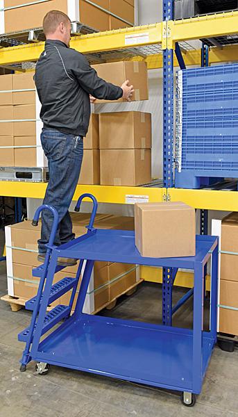 Vestil SPS2-2848 Stock Picking Cart