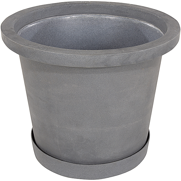 Vestil OG-IP-65-GGY Industrial Planter